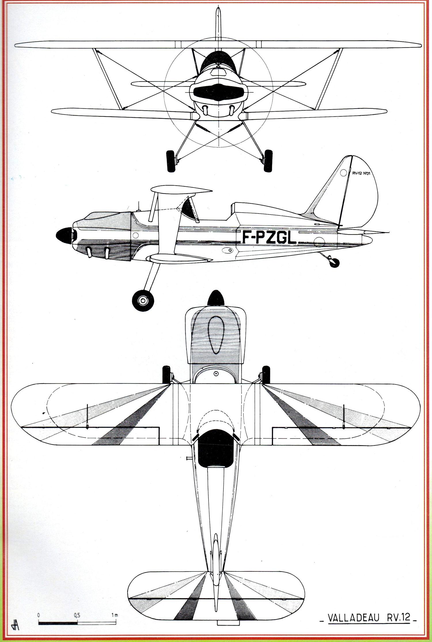 Avion VALLADEAU